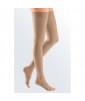 Medi - Mediven Plus - Calze compressive medicali classe 1, punta aperta - AG Calza Coscia