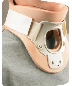 Ro+Ten - Ortho 14 - Collare cervicale bivalva pediatrico con foro tracheale