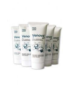 Linea by2000 - Venova - Gel con estratti naturali per rinfrescare e migliorare il ritorno venoso