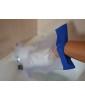 Dry2000 - Copertura impermeabilizzante riutilizzabile - Mezza gamba adulto
