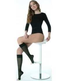 Medi - Swing Sensation - Calze a compressione graduata Punta Aperta 140 denari 18 mmHg - Gambaletto