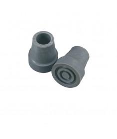 MORETTI - Mopedia - Puntali di ricambio anti-scivolo per tripode e quadripode (paio)