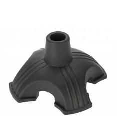 MORETTI - Mopedia - Puntale con base di ricambio anti-scivolo per bastone