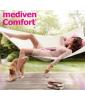 Medi - Mediven Comfort - Calze compressive medicali classe 2, punta aperta - AG Calza Coscia Autoreggente