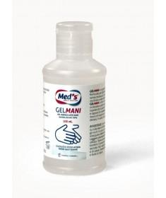 Med's - GelMani - Gel igienizzante mani - 100ml