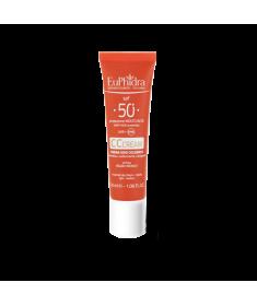 EuPhidra - Solari - Crema viso colorata - spf 50+