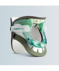 FGP - Aspen Vista - Collare cervicale bivalve regolabile in altezza