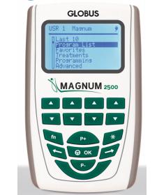 Globus - Magnum 2500 - Dispositivo per magnetoterapia CEMP