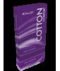 Medi - Cotton Maxis - Calze compressive medicali in cotone classe di compressione 2, punta aperta - AG/T Monocollant